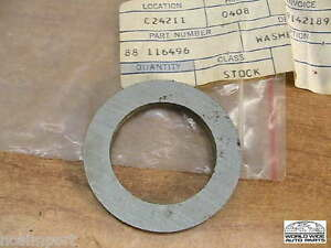 Triumph Tr3 Tr4 Tr6 Transmission 1st Gear To Bearing Washer 116496 Nos