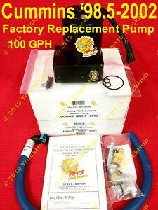 Dodge Cummins 5 9l 1998 5 2002 100 Gph Lift Pump Kit Airdog Raptor R3sbd100
