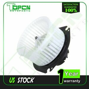 Heater Blower Motor For Gmc Savana Chevy Express 1500 2500 3500 Van A c Hvac Car