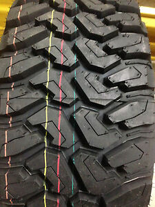 4 New 245 75r17 Centennial Dirt Commander M T Mud Tires Mt 245 75 17 R17 2457517