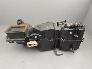2001 Porsche Boxster 986 2 7l Heater A c Core Box Housing Complete Assembly Oem
