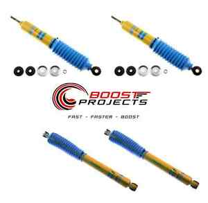 Bilstein Shock Absorber Ford F 150 F250 F350 Front Rear 24 013284 24 016186