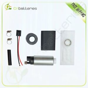 Electric Fuel Pump Kit High Performance And High Pressure Gss340 255lph