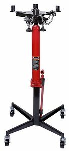 Pedestal Transmission Jack 1 2 Ton Capacity Garage High Lift Portable Hoist New