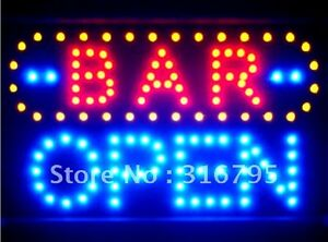 Welcome Bar Open Led Shop Business Pub Restaurant Nr Neon Light Sign New Quality