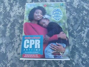 New In Box Family And Friends Cpr Anytime Lifesaving Skills In 20 Minutes 31791