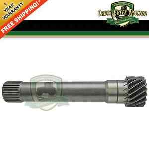 C5nn772c New Ford Tractor Pto Input Shaft For 4000 With Independent Pto