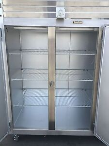 Traulsen G30010 Three Section Reach In Freezer Commercial Grade