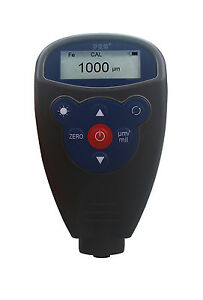 Digital Coating Thickness Gauge Paint Thickness Tester F type Probe 0 1250um