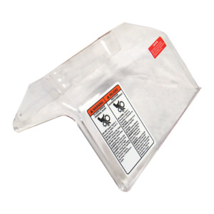 Safety Cover For Biro Tenderizers Clear Plastic New With Magnet And Labels