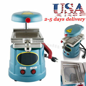 Usa Dental Vacuum Forming Molding Machine Former Heat Thermoforming 110 220v Fda