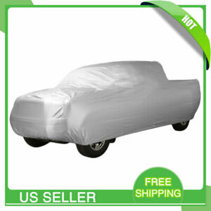 New Dustproof Breathable Truck Pickup Vehicle Car Cover Durable For Ford Dodge