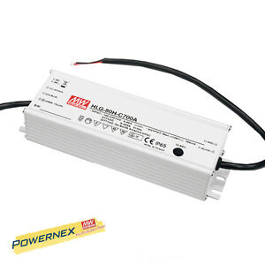 powernex Mean Well New Hlg 120h 30 30v 4a Led Driver Power Supply 120w