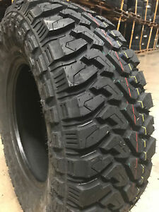 2 New 285 75r16 Centennial Dirt Commander M t Mud Tires Mt 285 75 16 R16 2857516