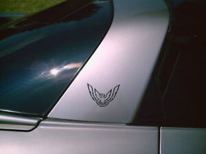 Trans Am Firebird Sail Panel Eagle Graphic Decals Formula Ws6 93 97 Style