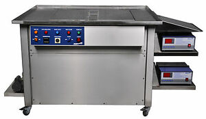 Economy Industrial Ultrasonic Parts Cleaners By Sharpertek Xp3000 63