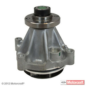 Genuine Ford Motorcraft Pw 423 Water Pump Oem 5l3e8501ab
