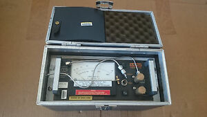 Moisture Control Measurement Ltd Mcm Moisture Analyzer Dewluxe Model 600 Ddl