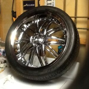 Delinte Tires And Verde Rims For Sale