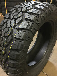 4 New 305 70r17 Kanati Trail Hog Lt Tires 305 70 17 R17 3057017 10 Ply