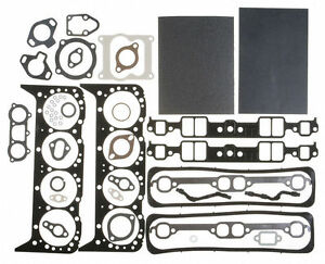 Mahle Cylinder Head Gasket Set For Mercruiser Chevy Marine 350 5 7 W Center Bolt