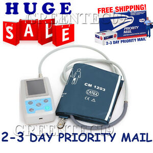 Usa Stock Contec Nibp Monitor Ambulatory Blood Pressure Monitor Holter Abpm sw