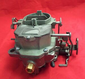 1978 80 Chrysler Dodge Plymouth Remanufactured Carburetor Carter Bbd 318ci 5 2l