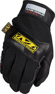 Mechanix Wear Team Issue Level 1 Carbonx Gloves Large 10 Fire Resistant Sfi3 3 1