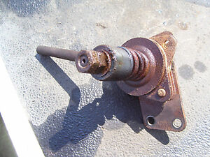 Vintage Ford 1520 Diesel Tractor Engine Throttle Lever