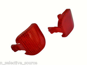 93 97 Del Sol Vtec Oem Jdm Third Brake Tail Light Lamp Mounting Cap Lid Covers