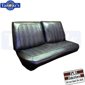 1974 Charger Front Bench Seat Covers Upholstery Pui 2 Door Hardtop