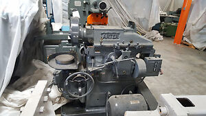 Arter Model A 1 8 Horizontal Spindle Rotary Surface Grinder 8 Inch Table