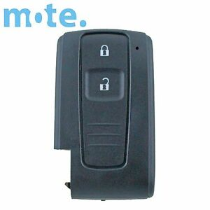 2 Button Smart Remote Key Fob Keyless Shell Case Compatible With Toyota Prius