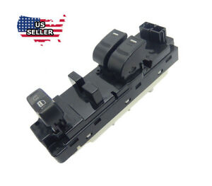 Power Window Master Switch For 04 12 Chevrolet Colorado Gmc Canyon 2 Door
