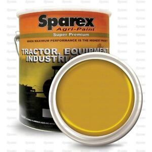 Caterpillar Yellow 1 Gallon Enamel Tractor And Equipment Paint