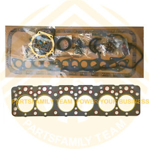 New Engine Gasket Set For Nissan Sd33 Sd 33 Diesel Engine Construction Machinery
