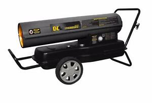 Be Pressure 215 000 Btu Kerosene diesel Forced Air Heater Hk215fw