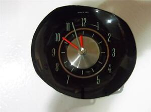 1965 Chevelle Clock With Quartz Movement
