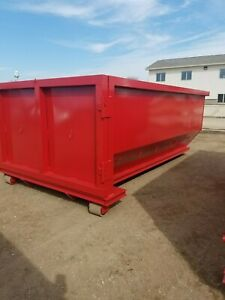 25 Yard Roll Off Containers Hook Or Cable Style