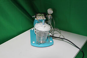 Schuco Vac Aspirator Suction Pump Model 139 Complete And Very Nice