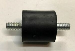 4 Rubber Vibration Isolator Mounts 1 4 20 1 X 1 Made In The Usa
