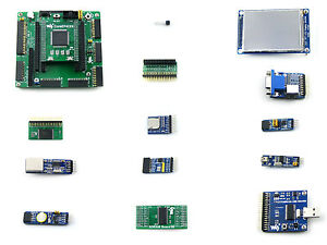Altera Fpga Ep4ce6e22c8n Ep4ce6 Cyclone Iv Development Evaluation Board 14 Kit