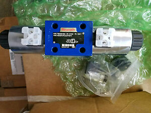 New Rexroth Hydraulic Directional Control Valve 4we10d33 ofcg24n9k4 R900591664
