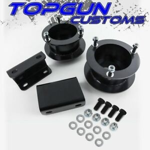 For 1994 2013 Dodge Ram 2500 3500 4wd 2 Inch Front Lift Kit With Sway Bar Drop
