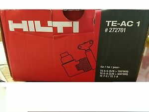 Hilti Te ac 1 Right Angle Chuck In Box