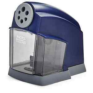New X Acto School Pro Heavy Duty Classroom Electric Office Pencil Sharpener 1670