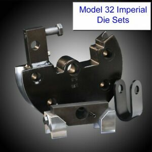 Jd Squared Model 32 Tube Bender Imperial Tube Die Set