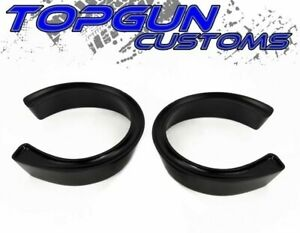 1983 2005 Chevrolet S10 Black Coil Spacers Lift Level Kit 2wd 2 5