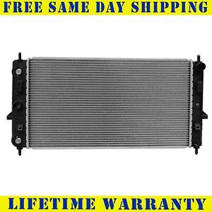 Radiator For Chevy Saturn Fits Ion Cobalt Ss 2 0 L4 4cyl Q13042