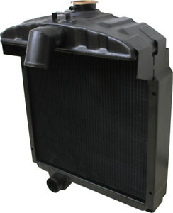 354875r93 Radiator For International C Tractors